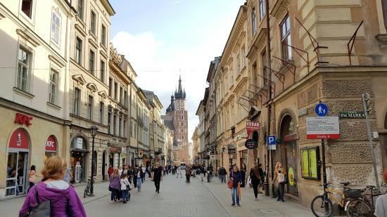 Ulica Florianska