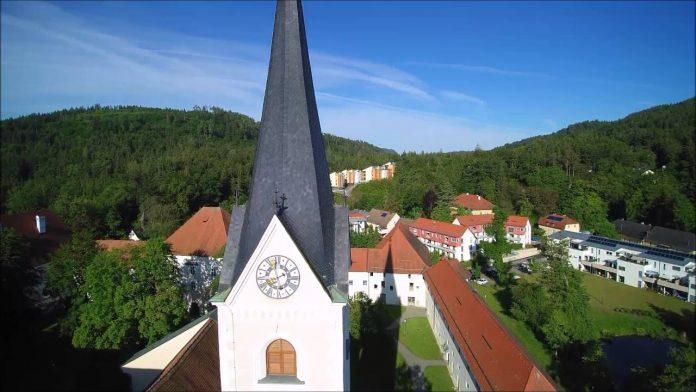 Viktring monastery