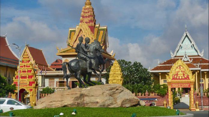 Wat Ounalom Tapınağı