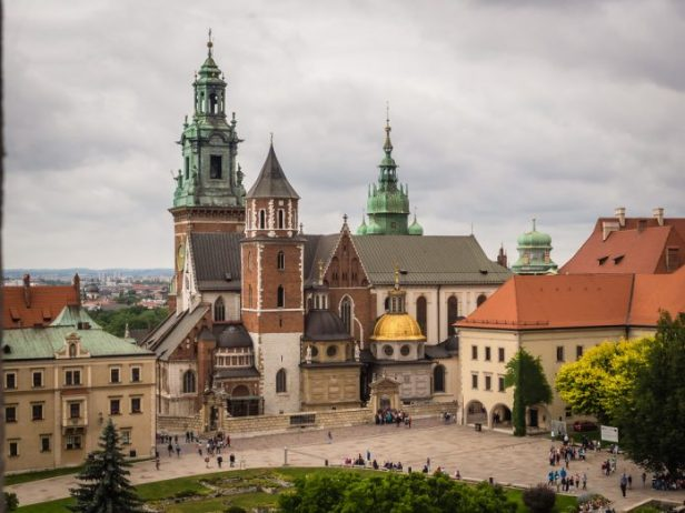 Wawelska Katedrali