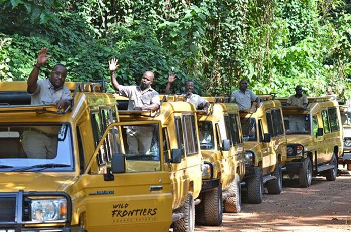 Wild Frontiers Uganda Safari
