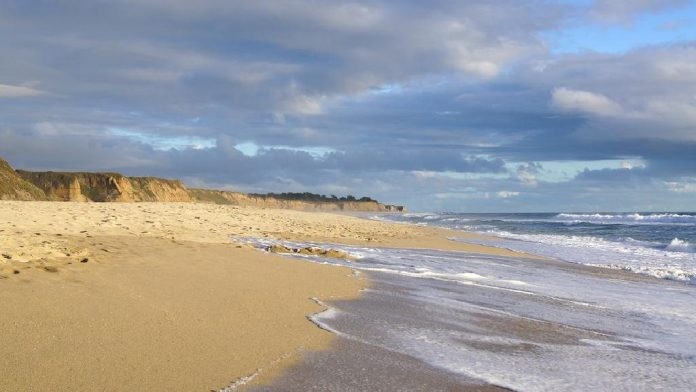 ingiliz körfezi plajı