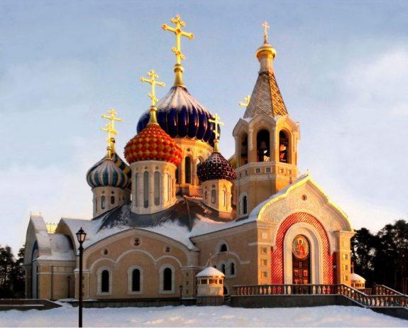 Chernigov Tapınağı
