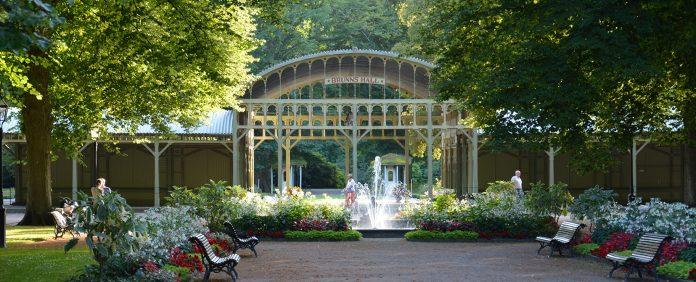 Doftträdgården