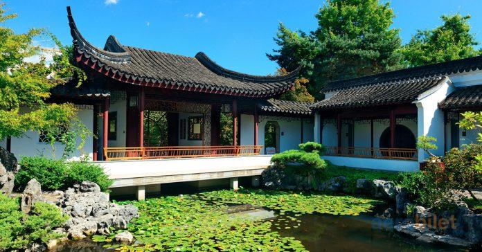 Dr. Sun Yat-Sen Klasik Çin Bahçesi
