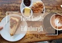 Edinburgh yeme içme rehberi