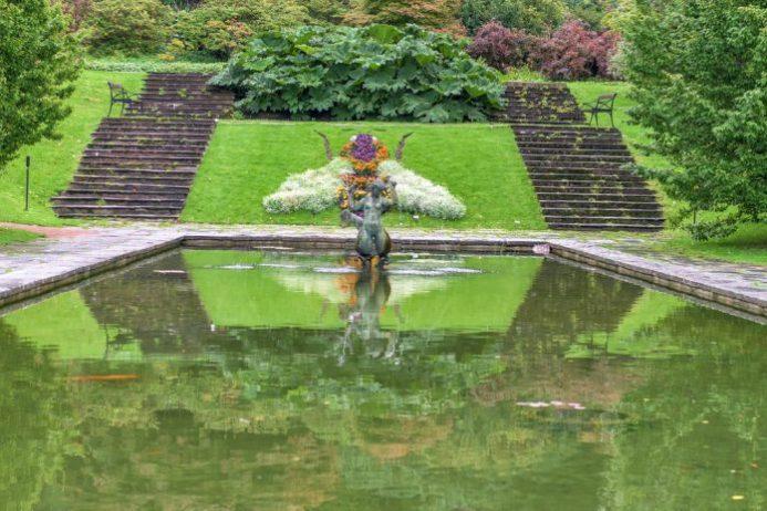 Göteborg Botanik Bahçesi
