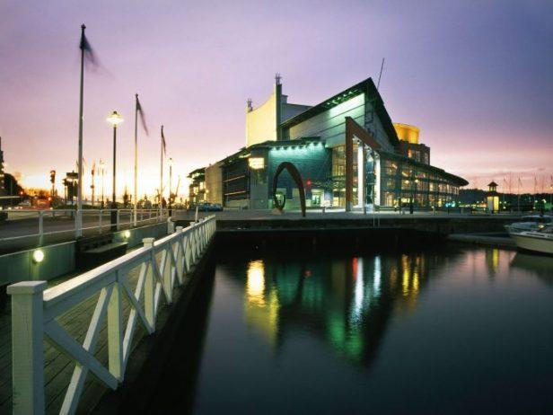 Göteborg Opera Binası