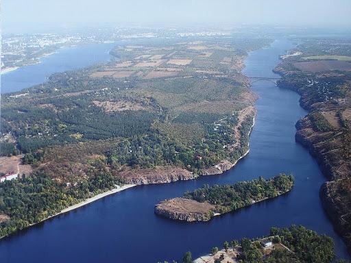 Khortytsya Adası
