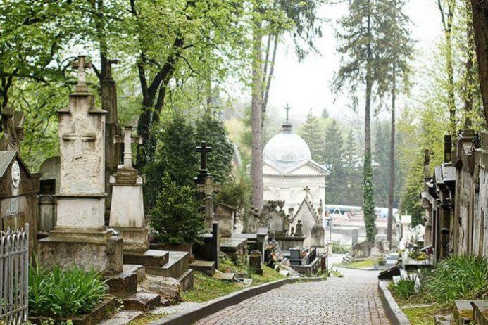 Lychakivsky Mezarlığı