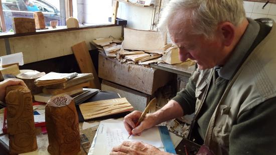 Michael's Quirke Studio