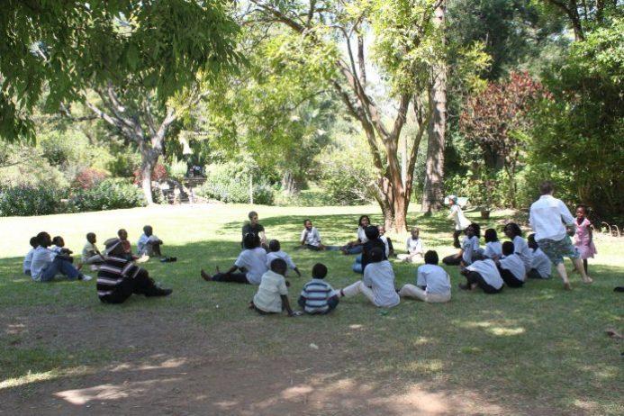 Munda Wanga Çevreci Parkı