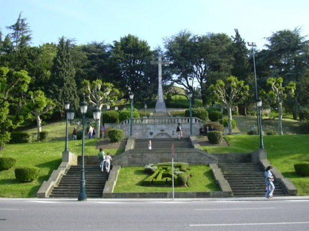 Parque del Monte Castro