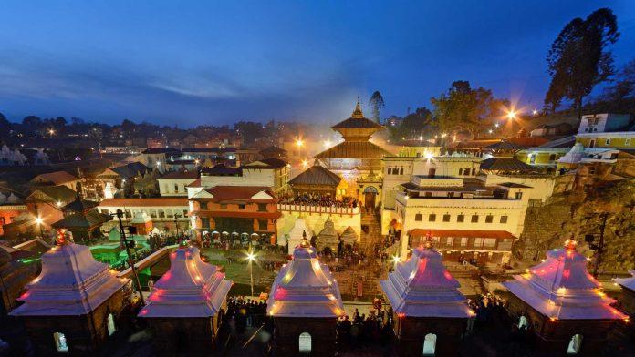 Pashupatinath Tapınağı