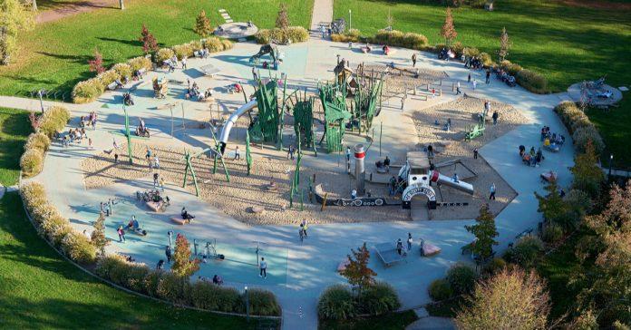 rotehorn parkı