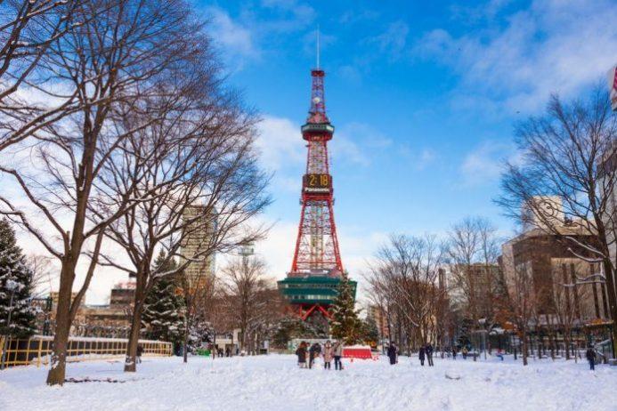 Sapporo Televizyon Kulesi