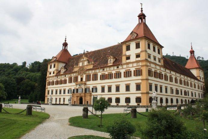 Schloss Eggenberg Castle
