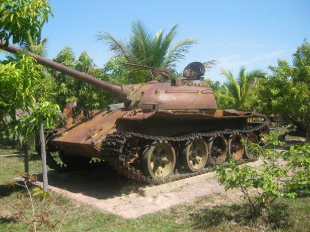 Siem Reap Savaş Müzesi