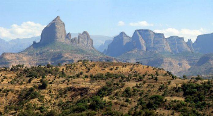 Simien Dağları Milli Parkı