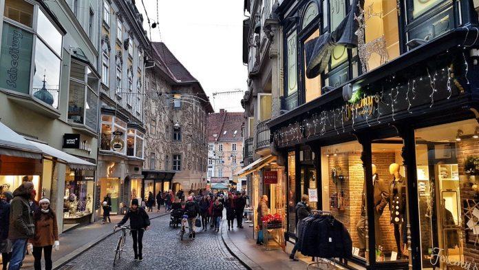 Sporgasse Street