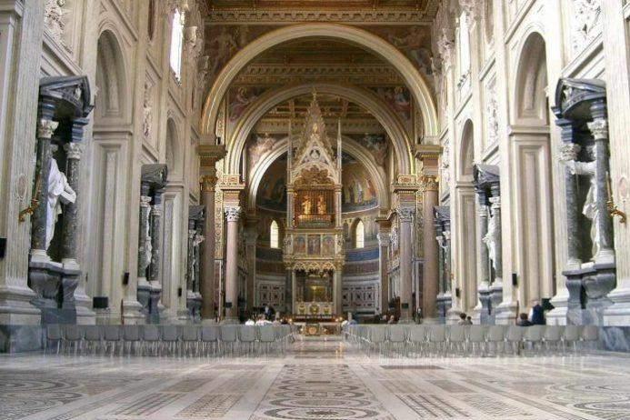St. John Lateran Bazilikası
