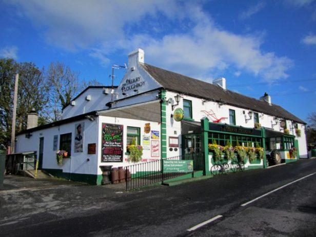 The Merry Ploughboy Irish Music Pub
