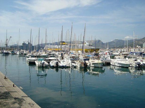Toulon Limanı