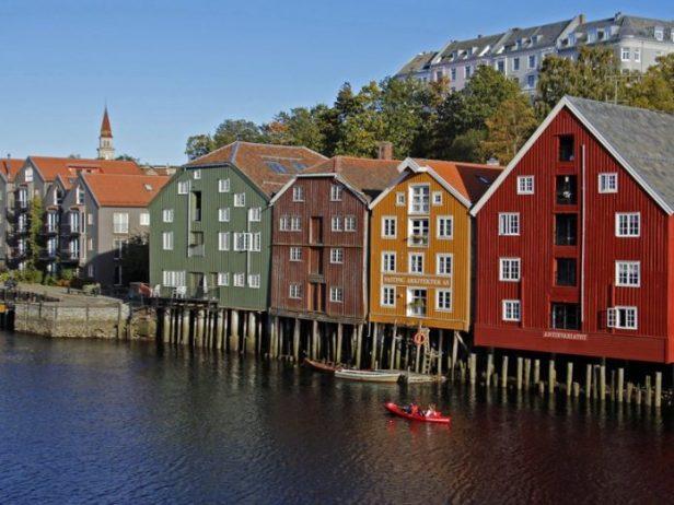 Trondheim Limanı