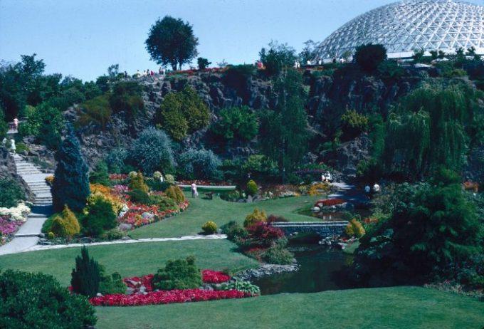 VanDusen Botanik Bahçesi