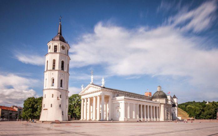 Vilnius Katedral Meydanı