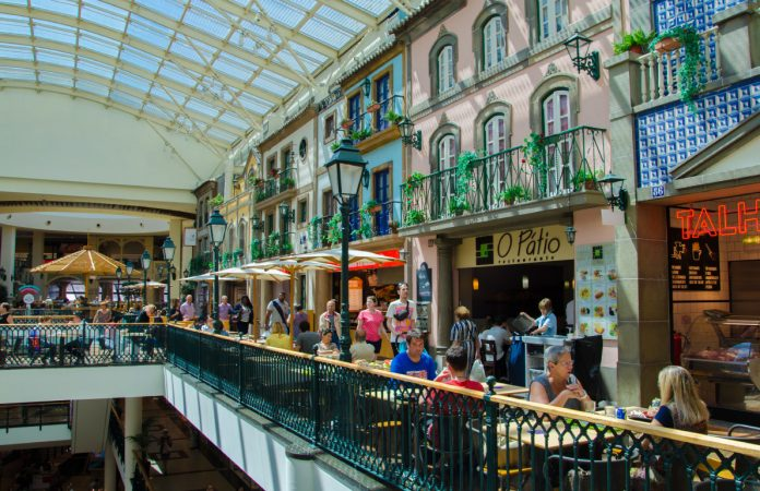 Porto'da Alışveriş