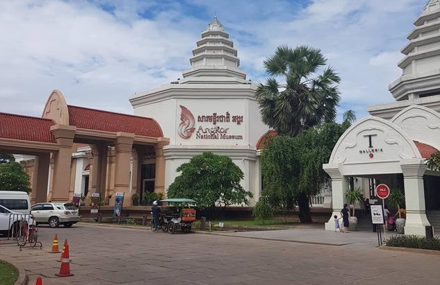 Angkor Ulusal Müze