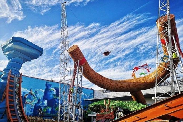 Angry Birds Aktivite Parkı
