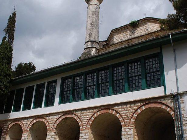 Aslan Paşa Camii