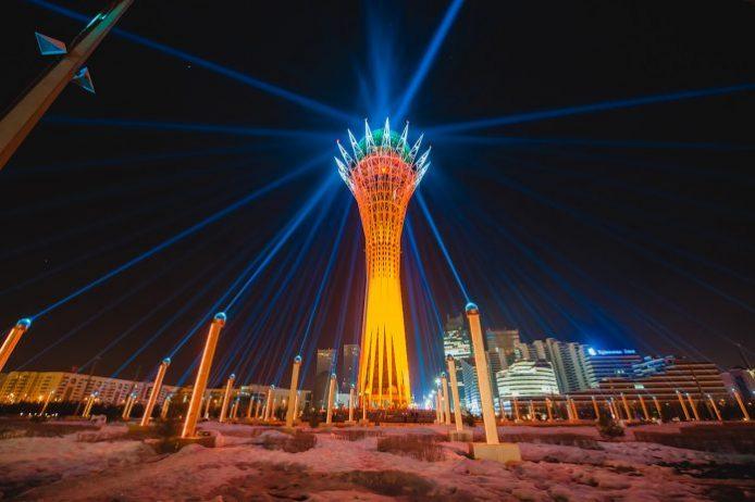 Bayterek Kulesi