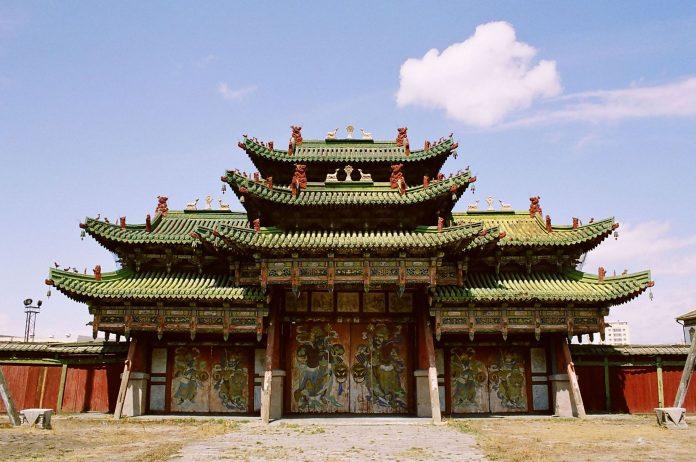 Bogd Hanın Kışlık Sarayı
