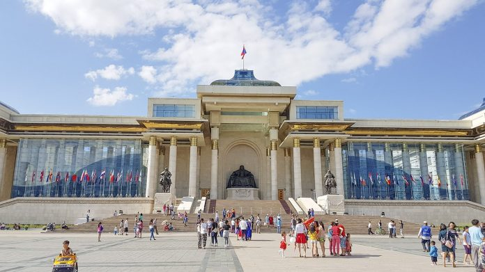 Cengiz Han Meydanı