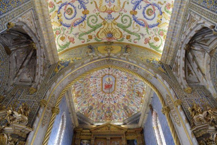 chapel of sao miguel