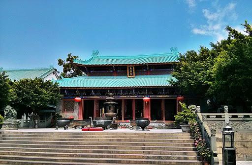 Chiwan Tin Hau Tapınağı