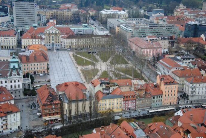 congress square ljubljana