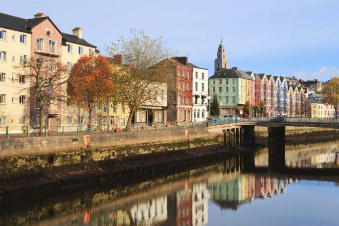 Cork'ta Konaklama