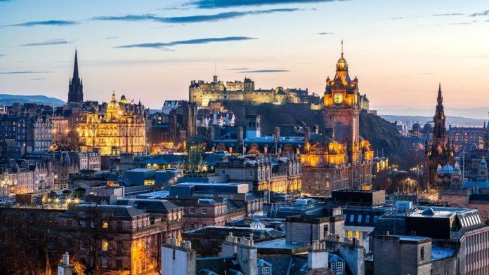 Edinburgh'da Nerede Alışveriş Yapılır