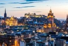 Edinburgh'ta Nerede Kalınır?