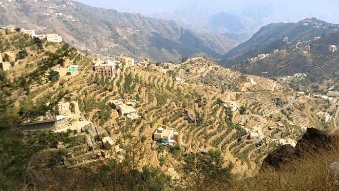 Fayfa Dağları
