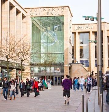 Glasgow Alışveriş Rehberi