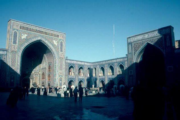 Gowhardshad Camii