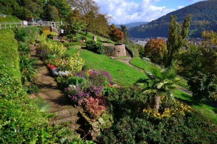Heidelberg Botanik Bahçesi