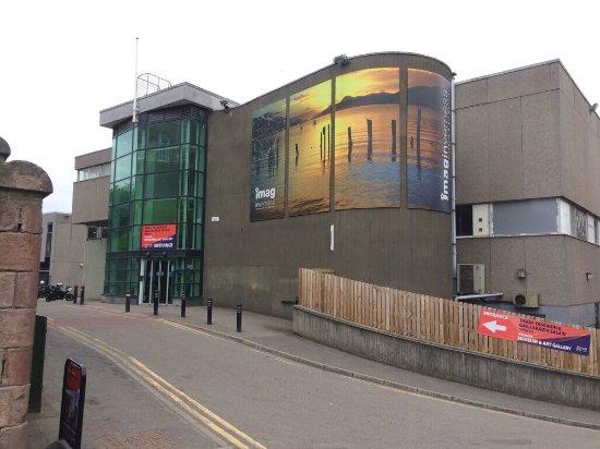Inverness Müzesi ve Sanat Galerisi