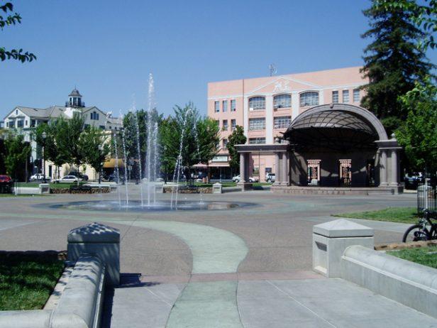 Kaliforniya Eyalet Başkenti Müzesi ve Parkı