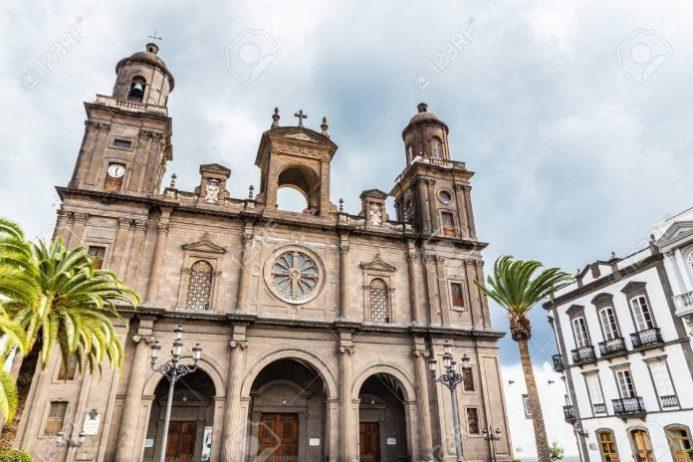 Las Palmas Santa Ana Katedrali